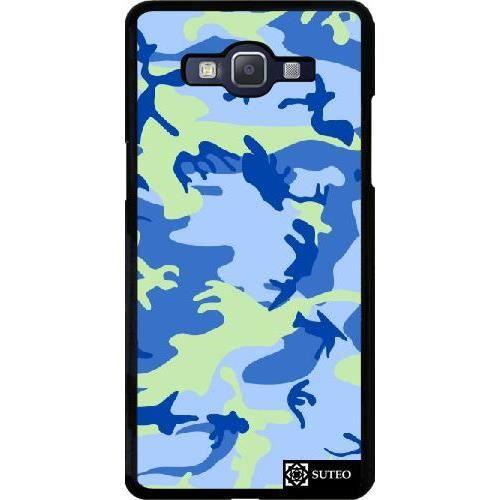 Coque Samsung Galaxy Grand Prime (SM-G530) - Camouflage Militaire ...
