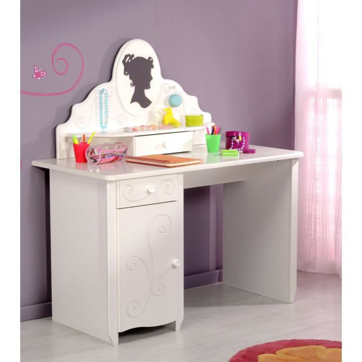 Beau Model De Bureau Secretaire #3: Charmant Model De Bureau Secretaire #1: Best 25+ Bureau Rabattable Ideas On  Pinterest | Bureau Mural Rabattable, Table Rabattable And Table En  Contreplaqué