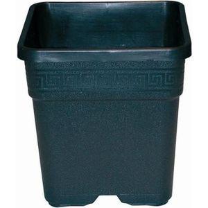 JARDINIÈRE - BAC A FLEUR Pot carré  30 litres - Atami - Ve33n
