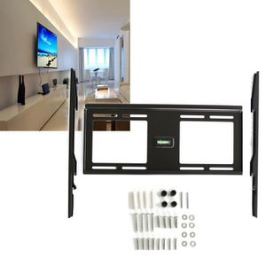 FIXATION - SUPPORT TV KEKE-Support de montage mural pour LCD TV LED Mont