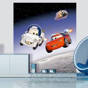 PAPIER PEINT Papier peint XL Cars Espace Disney