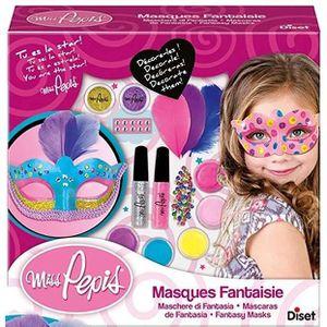 JEU DE MAQUILLAGE Diset - 46804 - Miss Pepis - Masques Fantaisie