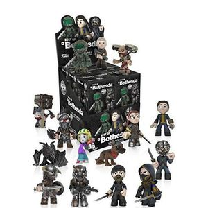 PARTITION Funko Mystery Minis Best of Bethesda Blind Box 4-P