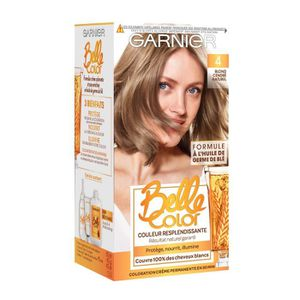 COLORATION GARNIER Coloration Belle Color - Blond Cendré n°04