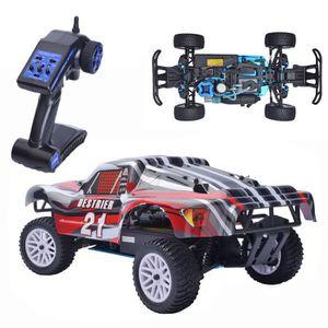 VOITURE - CAMION HSP voiture RC télécommande radio RTR 4wd 1-10 2.4