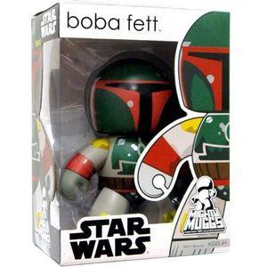 FIGURINE - PERSONNAGE Star Wars Boba Fett Mighty Muggs Figurine 15 cm -