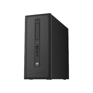 UNITÉ CENTRALE + ÉCRAN HP ProDesk 600 G1 Tower, 3,4 GHz, Intel® Core™ i7