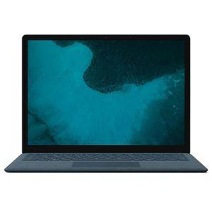 Achat PC Portable NOUVEAU Microsoft Surface Laptop 2 i5 8Go RAM, 256Go SSD - Cobalt pas cher