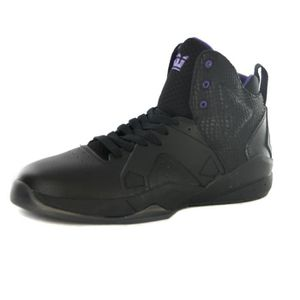 Magazine High Hommes Retro Basketball Black Formateurs Top Supra Sqf5q