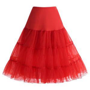 ROBE Robe Les années 50 des femmes Vintage Petticoat Ro