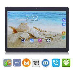 TABLETTE TACTILE RECONDITIONNÉE (Noir)NOUVEAU Tablet PC Android 7.0 Quad Core 16GB