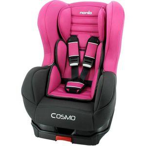 SIÈGE AUTO NANIA Siège auto Isofix Cosmo luxe Groupe 1 - Rose