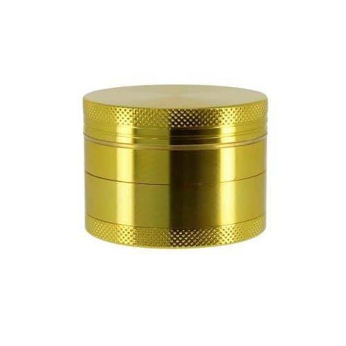 grinder deluxe 4 parties 50mm doré