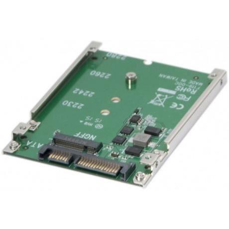 Adaptateur pour disques Ssd M.2 vers Sata 2.5' M2