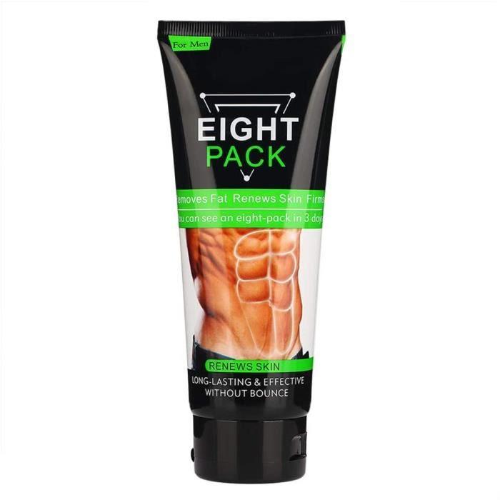 Crème de resserrement des muscles abdominaux un xe, crème amincissante, crème anti-cellulite brûlant les graisses pour raffermi A62