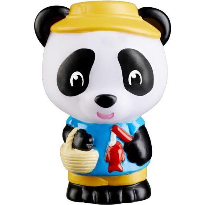 VULLI Lot de 4 personnages Famille panda - Dès 18 mois