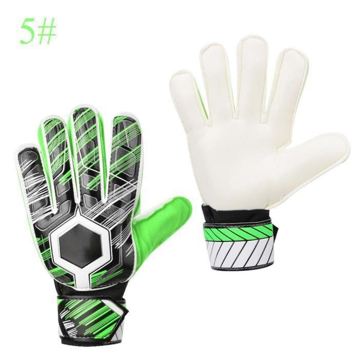 Enfants adultes football professionnel gardien de but gardien de but épaissir PU gants protecteur-SHC