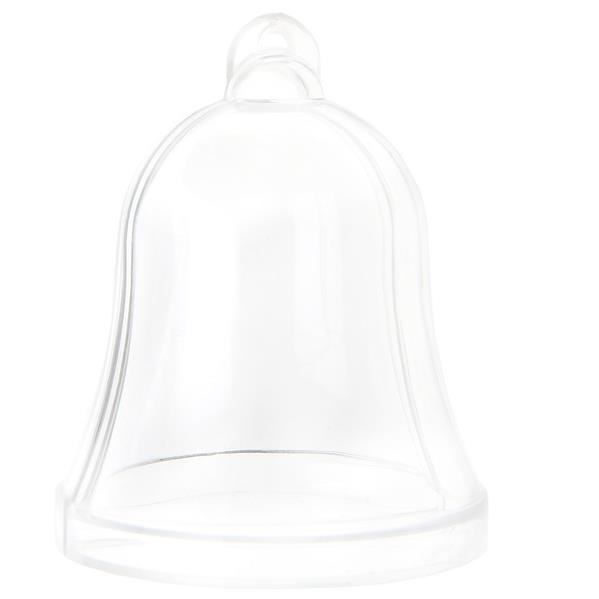 Contenant cloche transparente PVC (x1) REF/4566