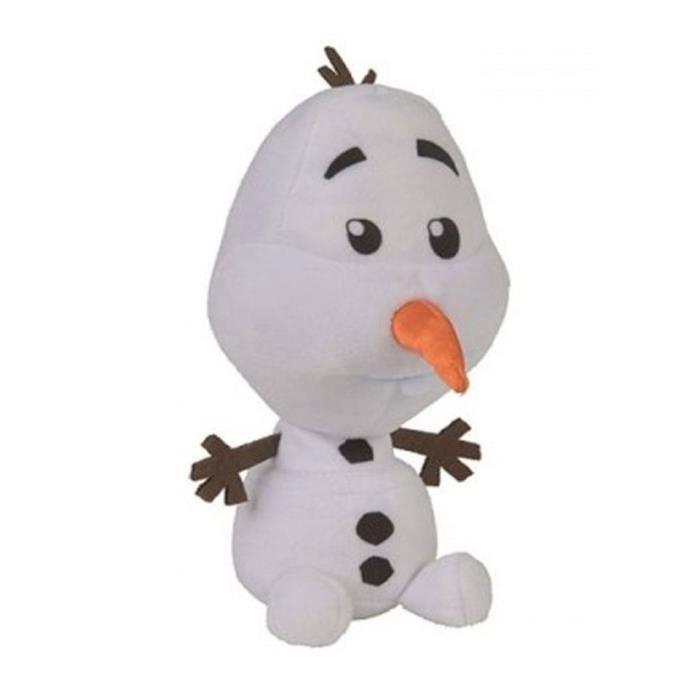 Peluche Olaf -La reine des neige- - 17 cm