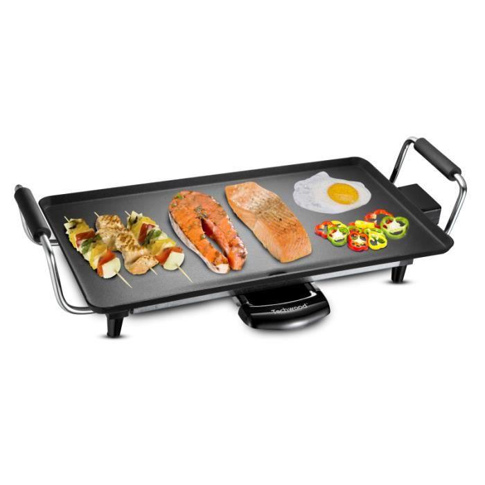 plancha grill 43x23cm