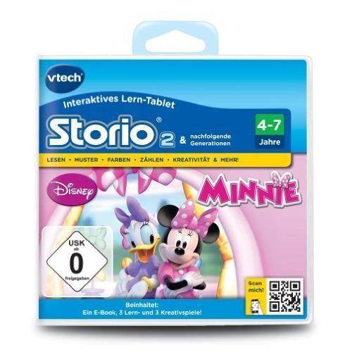 VTech Lernspielkassette - Minnie (80-231704)