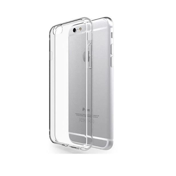 coque iphone 5c silicone gel transparente