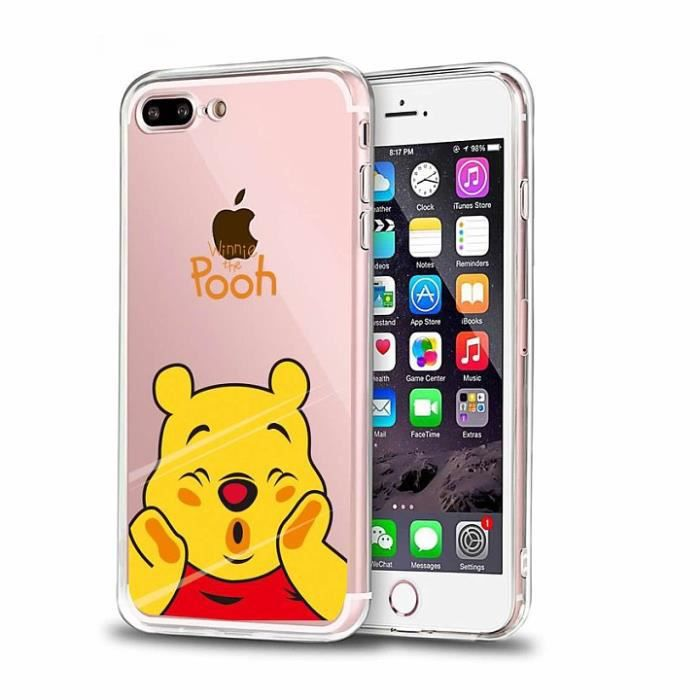 coque iphone 7 plus winnie l'ourson