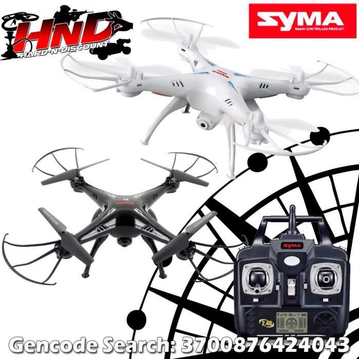 x5sc syma avec cam ra hd drone radiocommand le achat. Black Bedroom Furniture Sets. Home Design Ideas