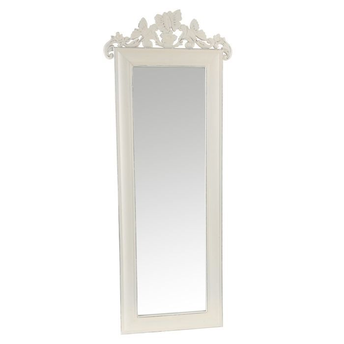 Miroir long papillon achat vente miroir cdiscount for Grand miroir long