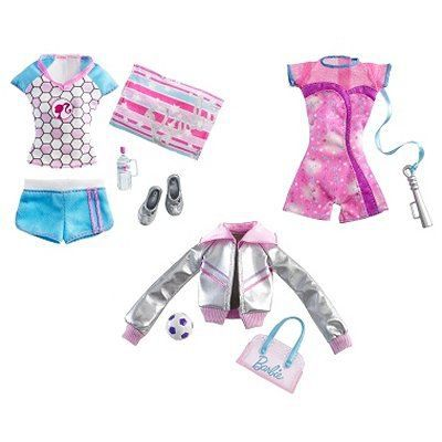 v tements pour poup e barbie professeur de sport achat. Black Bedroom Furniture Sets. Home Design Ideas