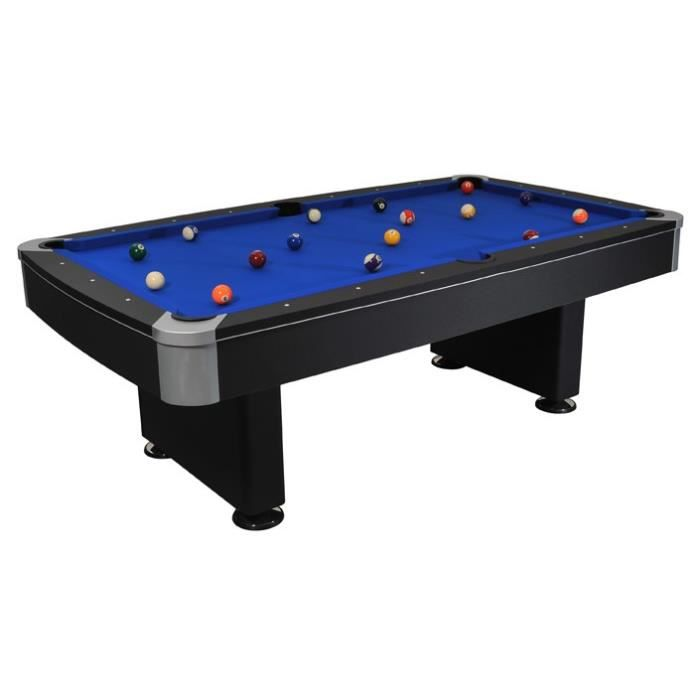 arcade jeux billard am ricain niagara tapis bleu achat. Black Bedroom Furniture Sets. Home Design Ideas