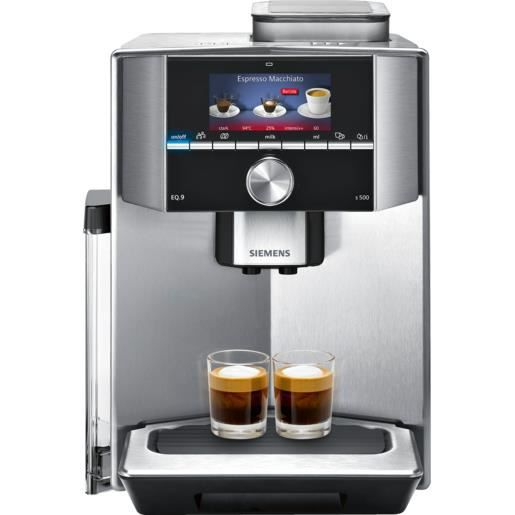 MACHINE À CAFÉ Siemens TI915531DE, Autonome, Machine à expresso,