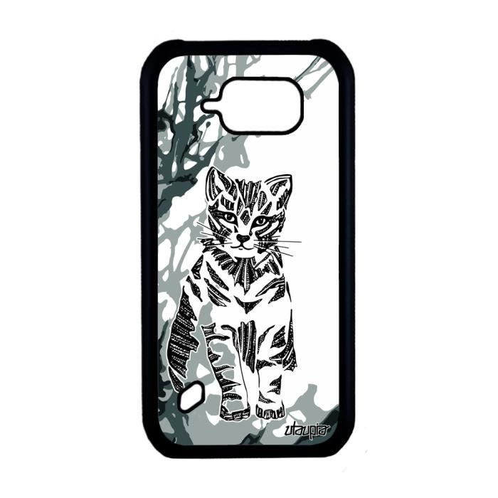 coque galaxy s6 chaton