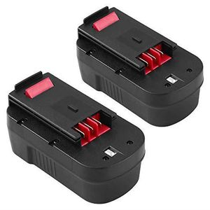 BATTERIE MACHINE OUTIL [2 Packs] Powayup 18V 3.0Ah Ni-Mh de remplacement