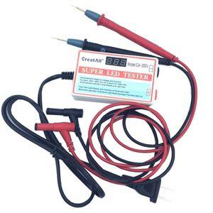 LAMPE UV MANUCURE Testeur de rétroéclairage AC 85-265V AC à haute lu