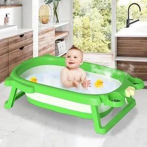 Support pour si/ège de bain Suppport de bain nouveau-n/é b/éb/é Net Baignoire Douche en T en maille r/églable Bain Cradle Anneaux pour baignoire