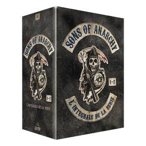 DVD SÉRIE DVD Sons of Anarchy - L'intégrale des saisons 1 à