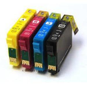 CARTOUCHE IMPRIMANTE Cartouches Compatible Epson T16 PUCE T1631 à T1634