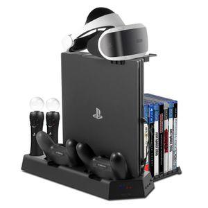 VENTILATEUR CONSOLE Younik Support PS VR avec Ventilateur de Refroidis