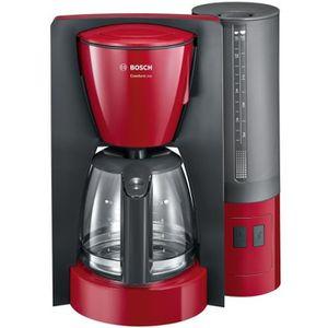 CAFETIÈRE BOSCH TKA6A044 Cafetière filtre - Rouge