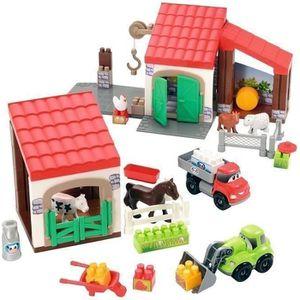 ASSEMBLAGE CONSTRUCTION ABRICK la Ferme