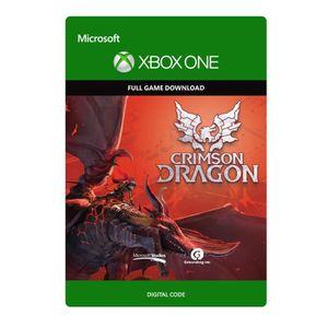 JEU XBOX ONE À TÉLÉCHARGER Crimson Dragon Jeu Xbox One à télécharger