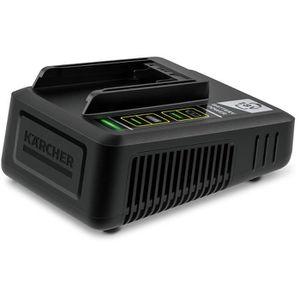 ALIMENTATION DE JARDIN Chargeur rapide Power 18V