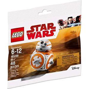 ASSEMBLAGE CONSTRUCTION Jeu D'Assemblage LEGO UFAMB Star Wars BB-8 Polybag