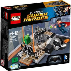 ASSEMBLAGE CONSTRUCTION LEGO® DC Comics Super Heroes 76044 - Batman Vs Sup