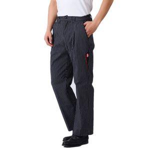 MAILLOT DE BAIN WAIWAIZUI Pantalon de cuisinier Professionnelle Ho