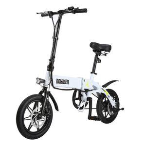VÉLO ASSISTANCE ÉLEC Vélo Electrique DOHIKER Cyclomoteur E-Scooter Vélo