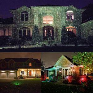 PROJECTEUR LASER NOËL OUTAD® Nouveau Style 3 couleurs LED Projection Lam