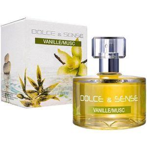 EAU DE PARFUM Dolce & Sense VANILLE-MUSC Eau de parfum 60ml Femm
