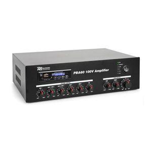 AMPLI PUISSANCE Power Dynamics PBA60 Amplificateur sono DJ - Ports